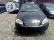 Toyota Corolla 2003 Black | Cars for sale in Lagos State, Lekki Phase 2