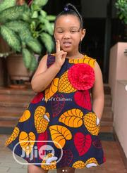 Kids - Ankara Dress (Alicefit Clothiers)   Children's Clothing for sale in Cross River State, Calabar