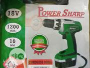 18v Battery Drill Machine | Electrical Tools for sale in Lagos State, Ikeja