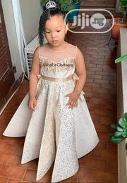 Ceremonial Dress for Girls (Alicefit Clothiers)   Children's Clothing for sale in Cross River State, Calabar