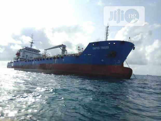 4500t Vessel And Crude For Sale In Port Harcourt