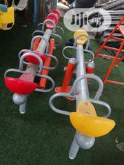 Double Seesaw For Children Gymnasium And School Yard | Toys for sale in Lagos State, Ikeja
