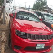 Jeep Grand Cherokee 2018 Red   Cars for sale in Lagos State, Ikeja