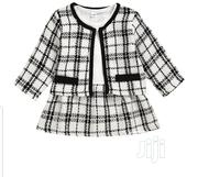 Baby's 2pcs Dress With Jacket | Children's Clothing for sale in Enugu State, Enugu