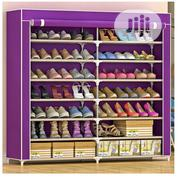 7layers Double Column Shoe Rack (Space Of 42 Pairs) | Furniture for sale in Lagos State, Lagos Island