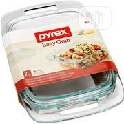 Pyrex Easy Grab 2-Qt Casserole Dish With Cover   Kitchen & Dining for sale in Abuja (FCT) State, Apo District