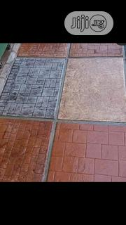 Concrete Stamped Floor | Building Materials for sale in Oyo State, Egbeda