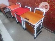 School Locker Table And Chair By B.A.A Furnitures & Interiors | Furniture for sale in Lagos State, Surulere