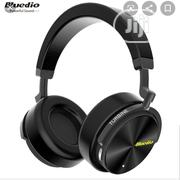 T5 Bluedio Hi Fi Active Noise Cancelling Headphone | Headphones for sale in Lagos State, Ojo