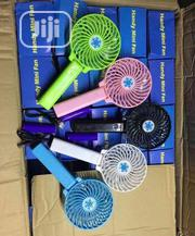Mini Rechargeable Hand Fans | Home Appliances for sale in Lagos State, Ifako-Ijaiye