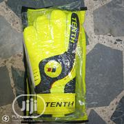 Original Tenth Goal Keeper Glove   Sports Equipment for sale in Lagos State, Surulere
