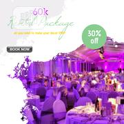 60k Decoration Rentage Package | Party, Catering & Event Services for sale in Lagos State, Ikorodu
