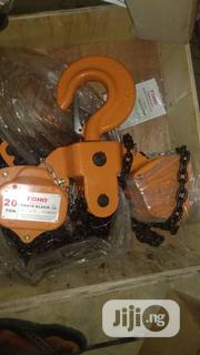 20 Ton Chain Block | Manufacturing Equipment for sale in Lagos State, Lagos Island