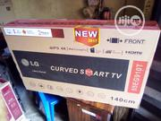 55,Inch LG Curved Smart TV | TV & DVD Equipment for sale in Lagos State, Ojo