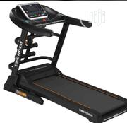 2.5hp Treadmill With Dumbel and Massager   Sports Equipment for sale in Bayelsa State, Brass