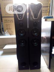 Tower Speakers With Audible Sound System | Audio & Music Equipment for sale in Lagos State, Ojo