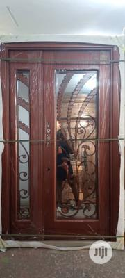 4ft Copper Glass | Doors for sale in Lagos State, Orile