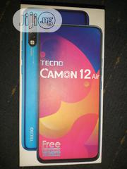 Tecno Camon 12 Air 32 GB Blue | Mobile Phones for sale in Lagos State, Ikeja