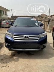 Toyota Highlander 2012 Blue   Cars for sale in Oyo State, Ibadan