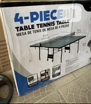 Table Tennis Board With Complete Accessories   Sports Equipment for sale in Ondo State, Ilaje