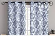 Well and Nice Light Grey Designed Curtain | Home Accessories for sale in Lagos State, Yaba