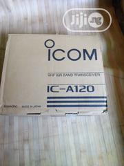 Original ICOM IC - A120 Air Band VHF Radio, Used As Mobile   Audio & Music Equipment for sale in Lagos State, Magodo