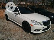 Mercedes-Benz E350 2010 White | Cars for sale in Abuja (FCT) State, Kubwa
