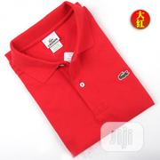 Lacoste Polo T Shirt | Clothing for sale in Lagos State, Ikeja