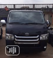 Toyota Hiace Bus 2007 Black | Buses & Microbuses for sale in Lagos State, Ikotun/Igando
