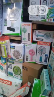 Rechargeable Handfan With Powerbank Now In Stock | Home Appliances for sale in Lagos State