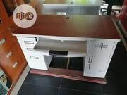 Metal and Wood Office Table | Furniture for sale in Lagos State, Ojo