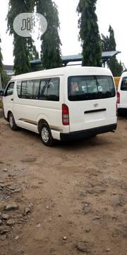 Toyota Hiace 2010 White | Buses & Microbuses for sale in Lagos State, Alimosho