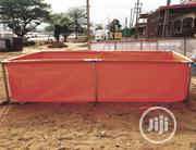 Movable Tarpaulin Fish Pond | Farm Machinery & Equipment for sale in Cross River State, Calabar