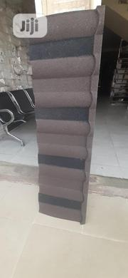 Original Newzealand Stone Coated Sheets (Brown and Black Milano) | Building Materials for sale in Lagos State, Badagry