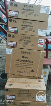 LG 1.5 HP Cooling AC (Dual Inverter) Spilt R410A Volt Care +Warranty   Home Appliances for sale in Lagos State, Ikoyi