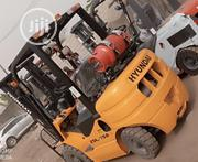 3.5 Ton Brand New 2019 Model Diesel Forklift For Hire. | Automotive Services for sale in Lagos State, Ilupeju