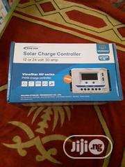 Epsolar 30A Pwm Charge Controller | Solar Energy for sale in Ogun State, Abeokuta South