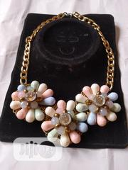 Flower Costume Necklace | Jewelry for sale in Lagos State, Amuwo-Odofin