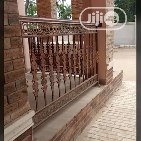 Archive: Wrought Iron Rails