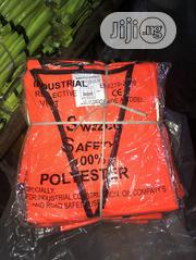 Reflective Jacket Lemon,Orange Color | Safety Equipment for sale in Lagos State, Lagos Island