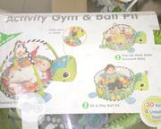 Infanito Activity Gym And Ball Pit   Children's Gear & Safety for sale in Lagos State, Lekki Phase 2