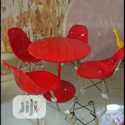 Happy Family Dinning Table With Four Chair Set | Furniture for sale in Lagos State, Ojo