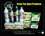 Growtec Liquid Super Foliar Fertilizer+ With Micro Nutrients | Feeds, Supplements & Seeds for sale in Abuja (FCT) State, Central Business District