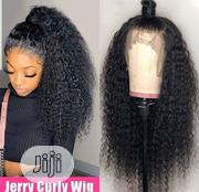 Jerry Curly Wig   Hair Beauty for sale in Lagos State