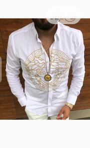 New Versace Original Man White Shirts | Clothing for sale in Lagos State, Lagos Island