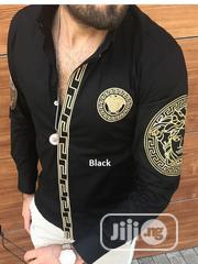 New Classic Men Versace Collar Shirt | Clothing for sale in Lagos State, Lagos Island