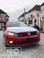 Volkswagen Jetta 2015 4dr Sedan (2.0L 4cyl 5M) Red | Cars for sale in Lagos State, Lekki Phase 2