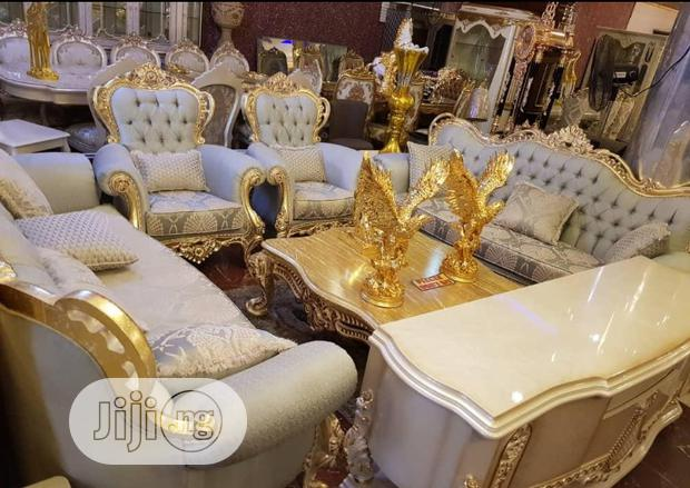 Imported Royal Sofa Set