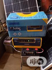 Hybrid Luminous 1.5kva With Solar | Solar Energy for sale in Ondo State, Akure