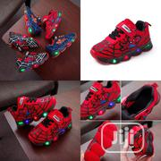 Children Spider Man Led Shoes | Children's Shoes for sale in Lagos State, Ikeja